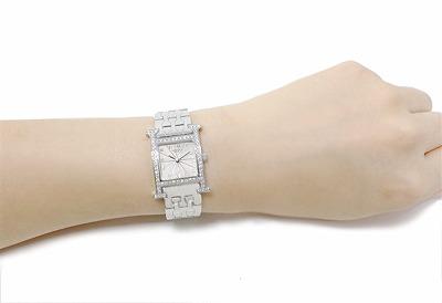 pretty nice d9c80 57820 エルメス新作時計: エルメス新作時計 Hウォッチ